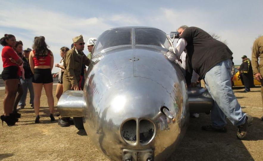 LeMons Southern Discomfort Inspections: Bosozoku, '64 Fairlane, '64 Dart, and a Cessna (Yes, a Plane!) - Slide 19