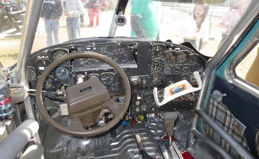 LeMons Southern Discomfort Inspections: Bosozoku, '64 Fairlane, '64 Dart, and a Cessna (Yes, a Plane!) - Slide 23