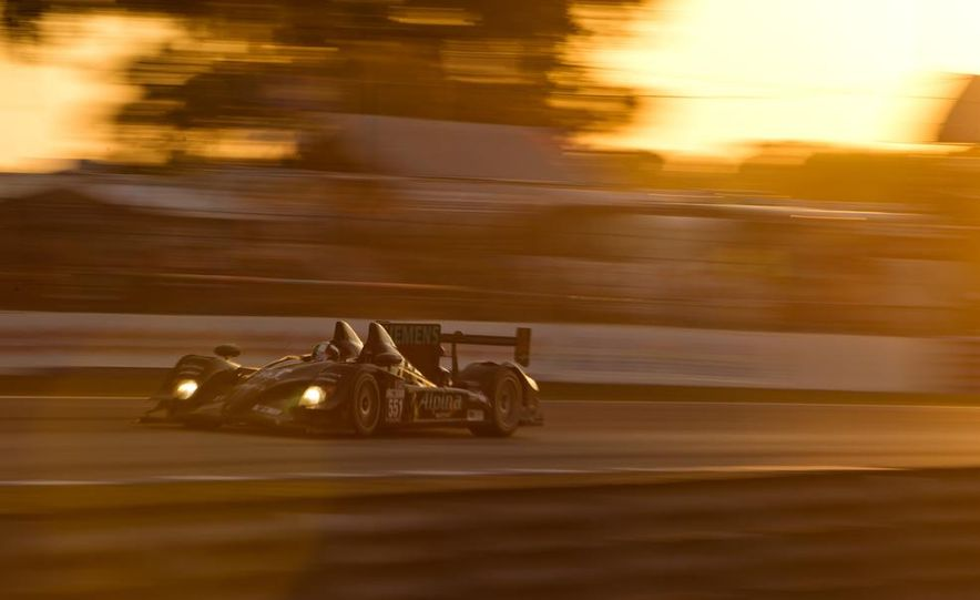 2013 12 Hours of Sebring - Slide 34