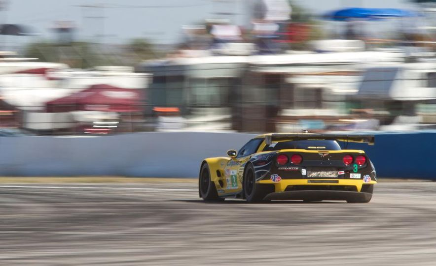 2013 12 Hours of Sebring - Slide 45