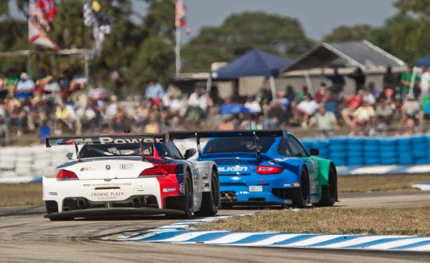 2013 12 Hours of Sebring - Slide 47