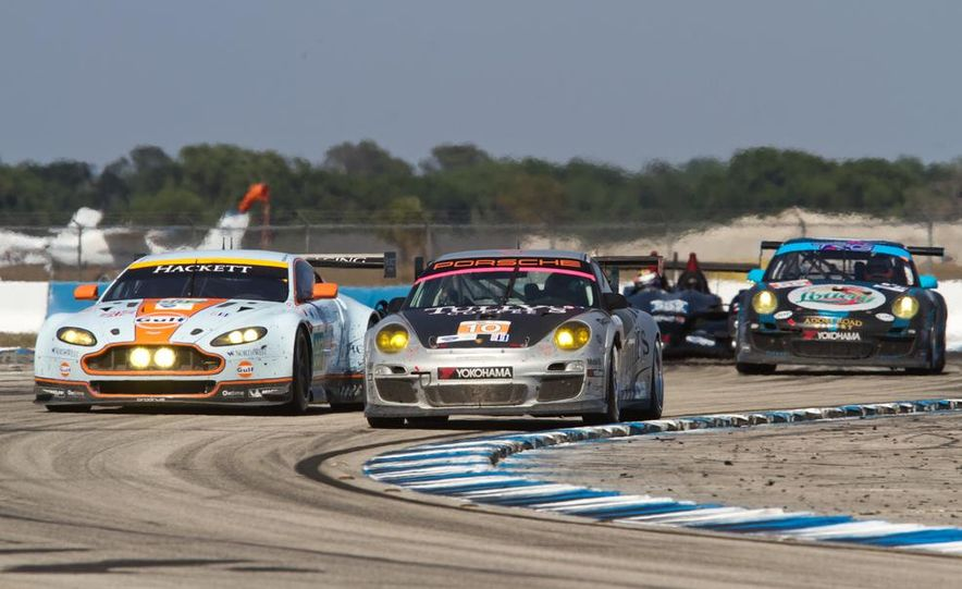 2013 12 Hours of Sebring - Slide 50