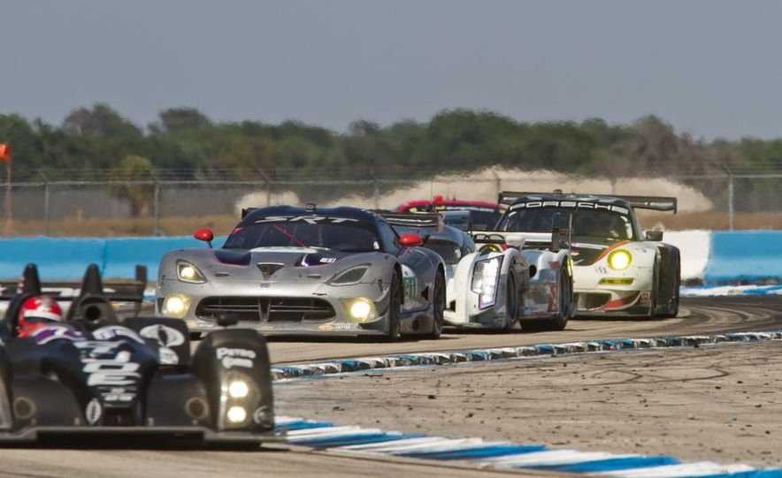 2013 12 Hours of Sebring - Slide 51