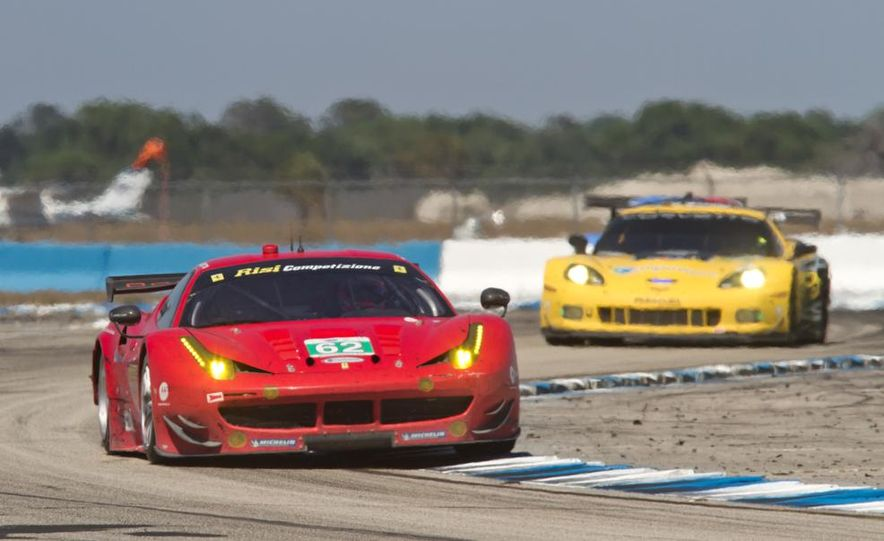 2013 12 Hours of Sebring - Slide 52