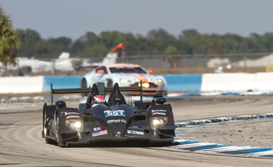 2013 12 Hours of Sebring - Slide 54