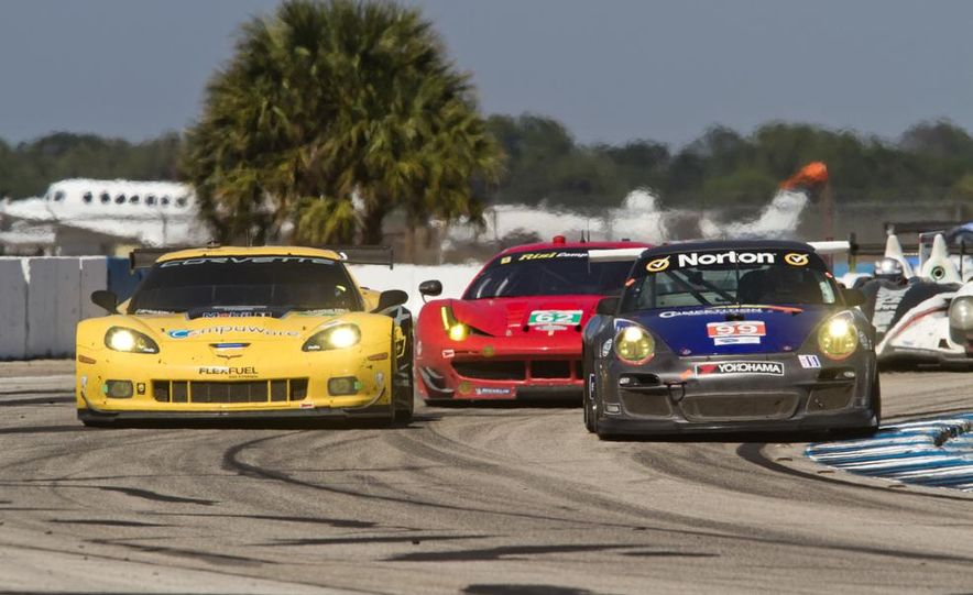 2013 12 Hours of Sebring - Slide 55