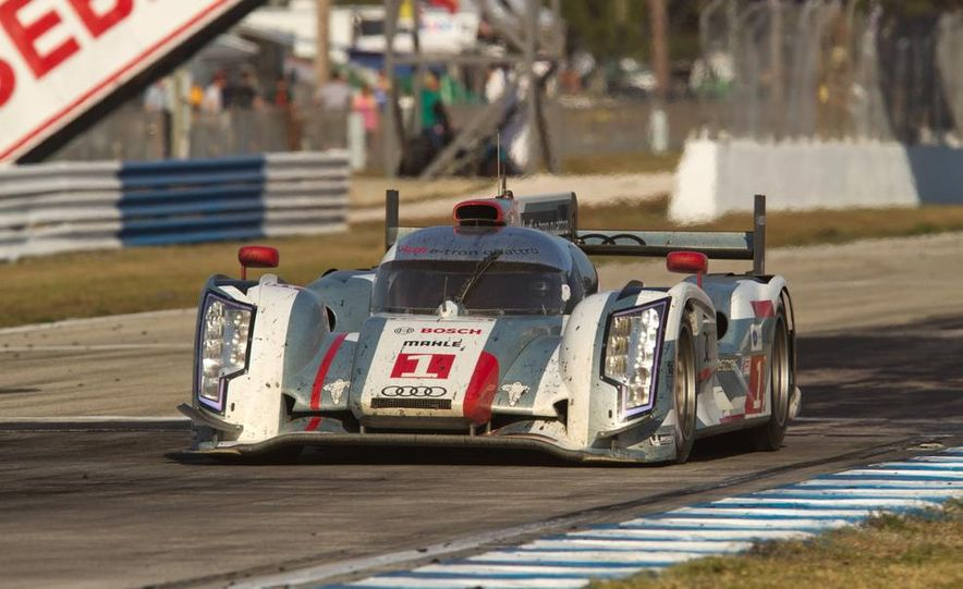 2013 12 Hours of Sebring - Slide 58