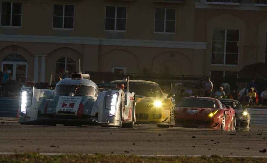 2013 12 Hours of Sebring - Slide 60