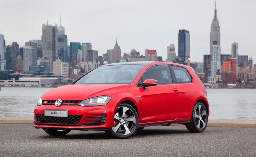 2015 Volkswagen Golf TSI, GTI, and TDI - Slide 3