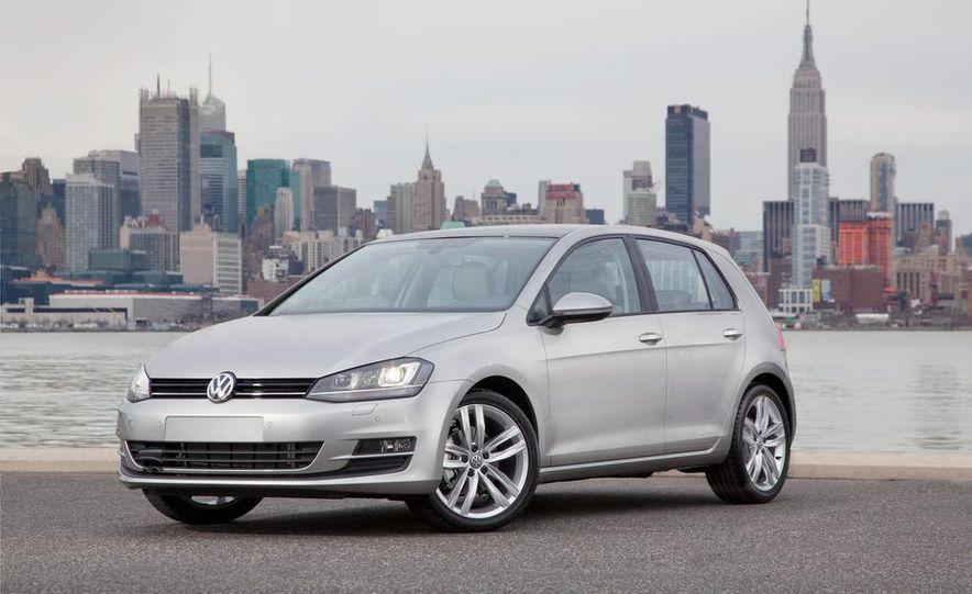 2015 Volkswagen Golf TSI, GTI, and TDI - Slide 6