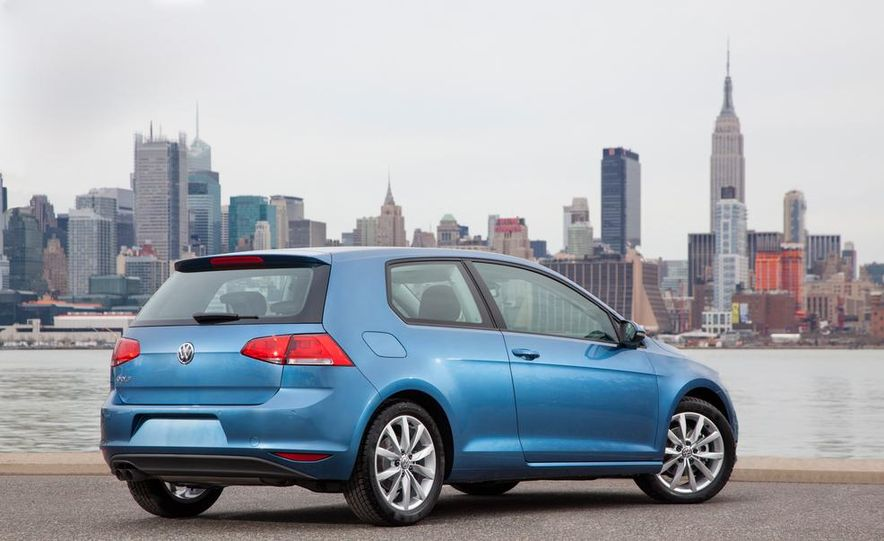 2015 Volkswagen Golf TSI, GTI, and TDI - Slide 8