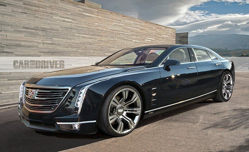 luxury car cadillac  2019 Cadillac CT8: 25 Cars Worth Waiting For | Feature | Car and Driver