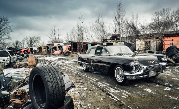 Their Ghosts Still Haunt The Place How Four GM Motorama Show Cars Were Saved From Scrap Heap