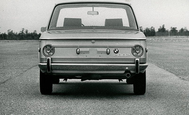 1968 BMW 2002   Review   Car and Driver