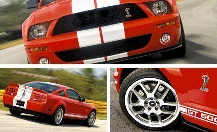 2007 Ford Mustang Shelby Cobra GT500 | Review | Car and Driver