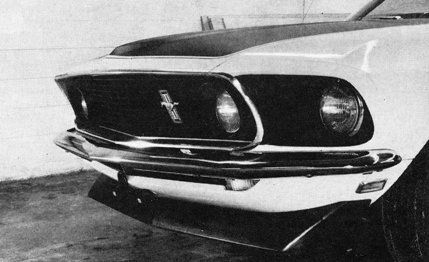 1969 ford mustang boss 302 | review | car and driver