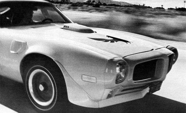 Pontiac Firebird Trans Am SD455 Archived Test  Review  Car and