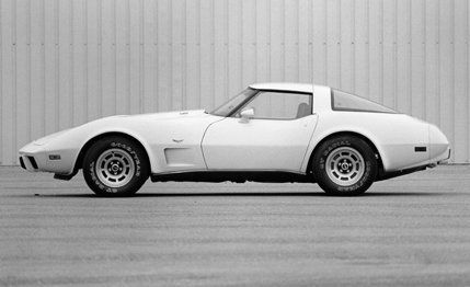 1979 chevrolet corvette road test review car and driver