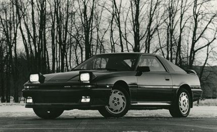 1987 toyota supra turbo road test review car and driver view 22 photos sciox Gallery