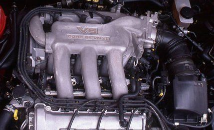1993 Ford Probe Gt Ived Test Review Car And Driver. View 6 Photos. Ford. Ford Probe V6 3 0 Engine Diagram At Scoala.co