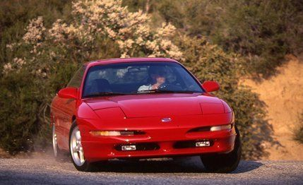1993 Ford Probe GT Archived Test Review Car And Driver