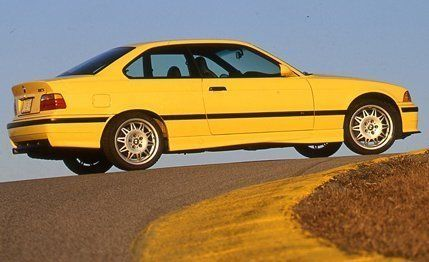 BMW M Road Test Review Car And Driver - 1994 bmw m3