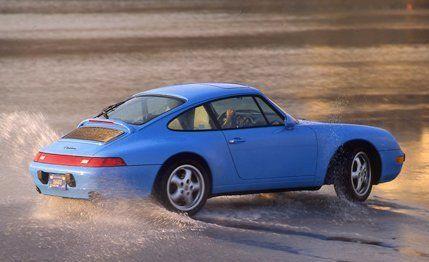 1995 porsche 911 coupe