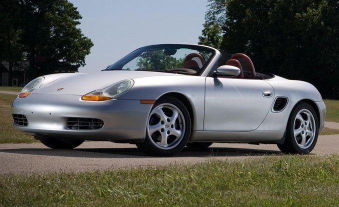1997 - 1999 Porsche Boxster