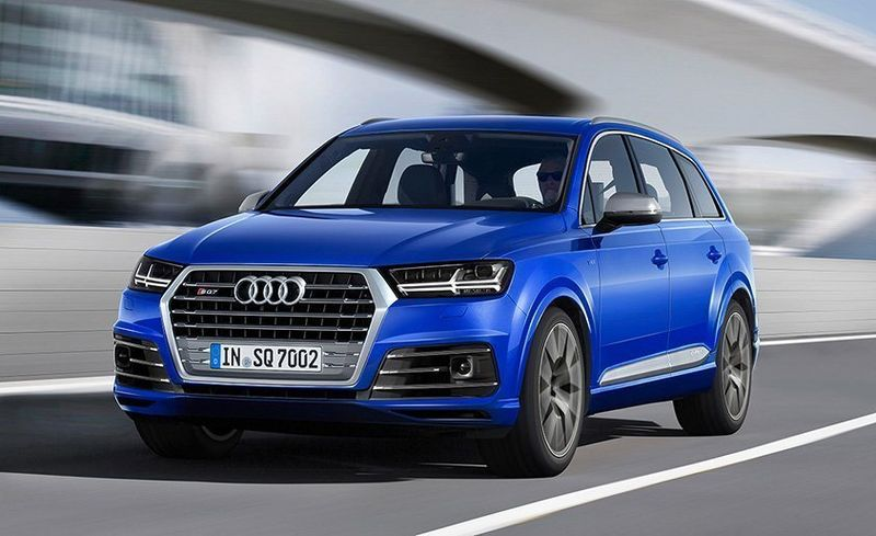 Audi SQ TDI Cars Worth Waiting For Feature Car And Driver - 2018 audi q7 msrp