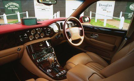 2000 bentley arnage for sale
