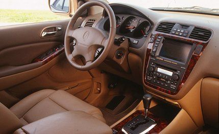 Acura MDX Road Test Review Car And Driver - Acura mdx 2001 for sale