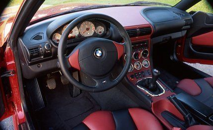 2001 BMW M Coupe  Road Test  Car and Driver