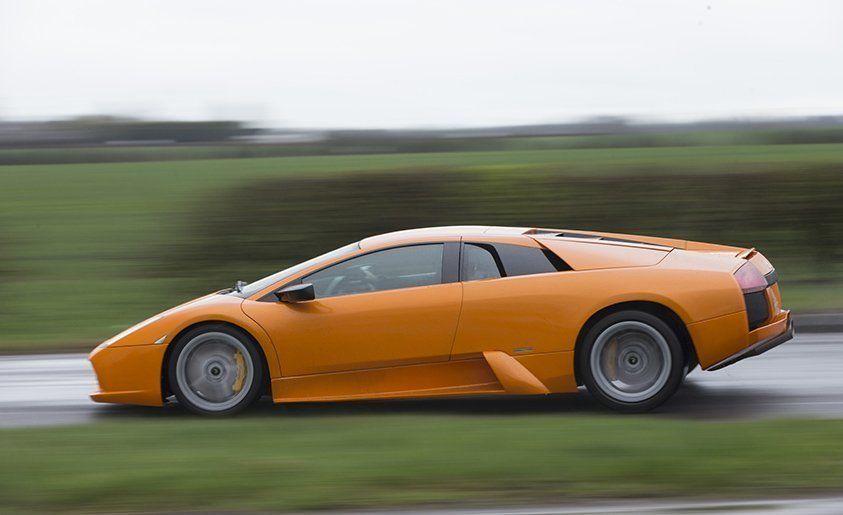 We Drive A 250,000 Mile Lamborghini Murcielago | Feature | Car And Driver
