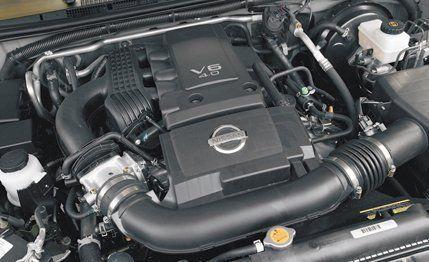 Nissan xterra hp