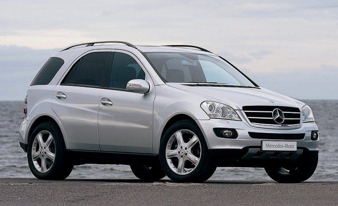 what it is little brother to the larger m class suv line the k is for kurz which means short in german