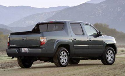 Honda Ridgeline Road Test Review Car And Driver - 2008 ridgeline