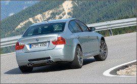 BMW M Sedan Short Take Road Test Reviews Car And Driver - 2007 bmw m3 sedan