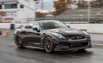Ams Ronin Nissan Gt R Tested 1000 Hp Supercar Review Car And