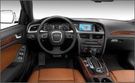 2009 audi a4 specifications