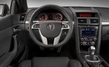 2009 pontiac g8 gxp instrumented test car and driver rh caranddriver com pontiac g8 gxp manual transmission for sale 2009 Pontiac G8 GT SLP Firehawk
