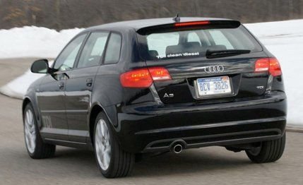 Audi A 3 2010 >> 2010 Audi A3 Tdi Instrumented Test Car And Driver