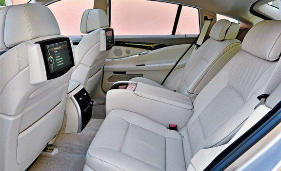 BMW Series Gran Turismo I Gran Turismo Second Drive - 2010 bmw 535i gt