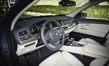 2010 bmw 550i gran turismo interior photo 325669 s 1280x782 photo 465603 s original?crop=1xw 1xh;centercenter&resize=800 * 2010 bmw 550i gran turismo instrumented test car and driver  at nearapp.co