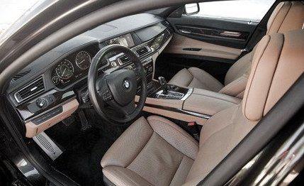 BMW Li XDrive LongTerm WrapUp Review Car And Driver - 2010 750 bmw