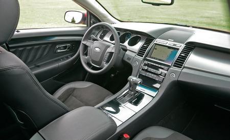 форд таурус фото 2010