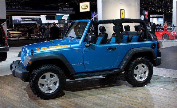 2010 Jeep Wrangler Islander, Wrangler Mountain, and Liberty Renegade