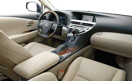 Surprisingly Given Lexus S Emphasis On Luxury The Rx Also Tops Rankings In Practicality Perhaps This Cl Usability Is A Prerequisite For