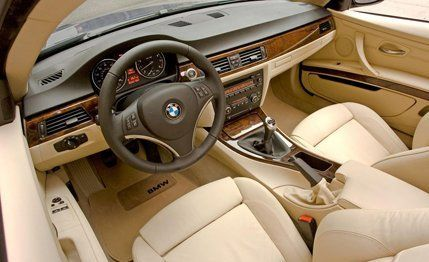 BMW I Coupe Review Car And Driver - Bmw 335i coupe