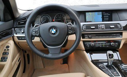 BMW I XDrive Review Car And Driver - 2011 bmw 535 xi