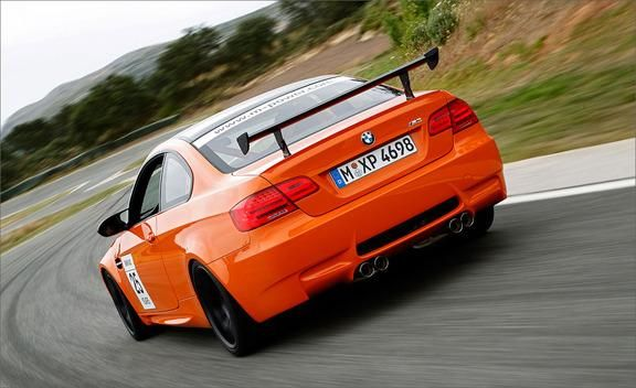 BMW M3 Review 2011 BMW M3 GTS Drive  Car and Driver
